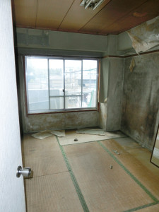 Japanese styleroom BEFORE②