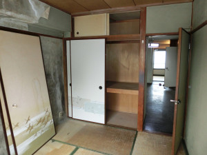 Japanese styleroom BEFORE①