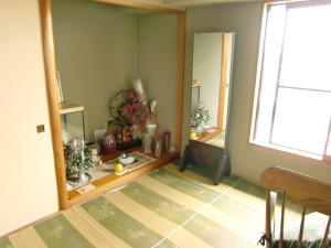 bedroom BEFORE①