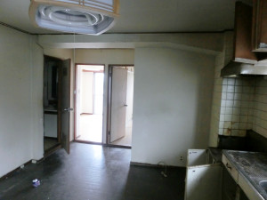 kitchen BEFORE①