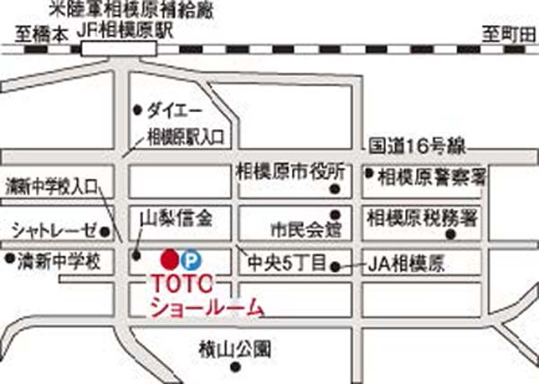 TOTO SR(map)